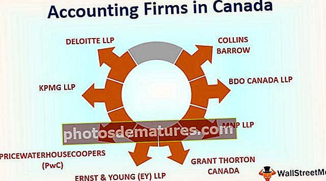 Empreses comptables al Canadà
