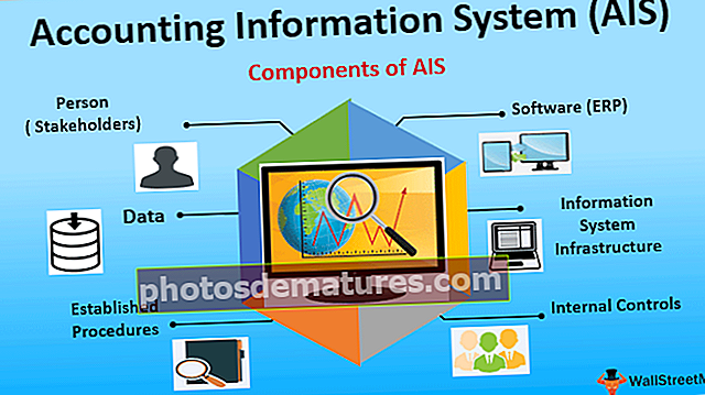 Sistema d'informació comptable (AIS)