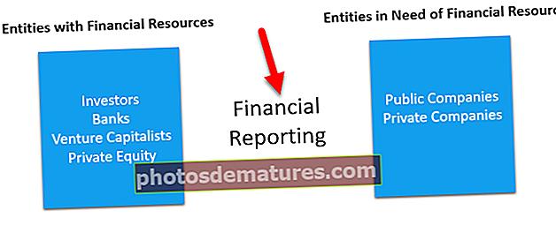 Objectius d'informació financera