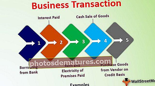 Transacció empresarial