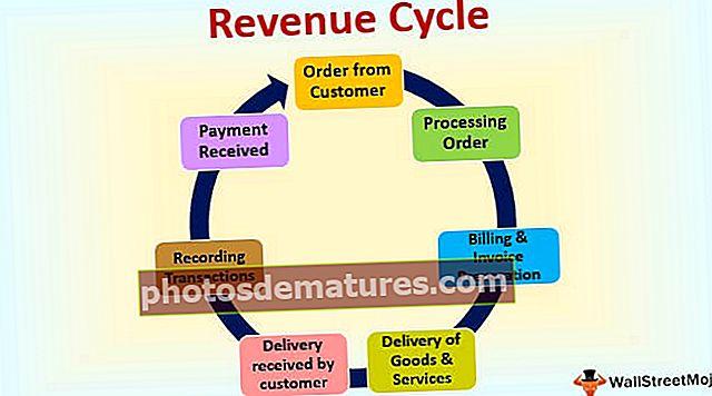 Cicle d'ingressos
