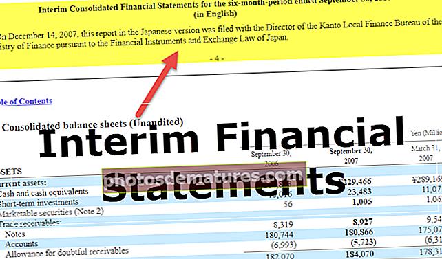 Estats financers intermedis