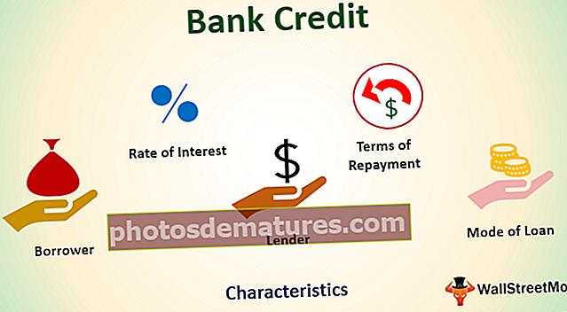 Crèdit bancari