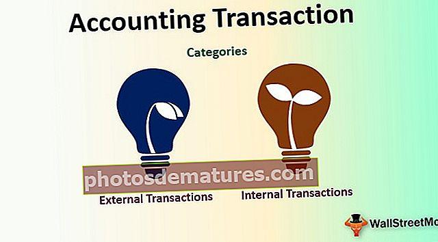 Transacció comptable