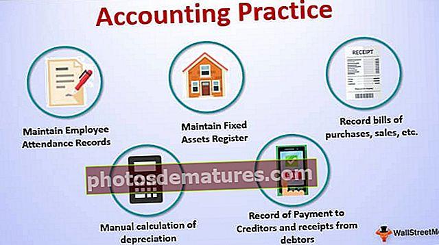 Pràctica comptable