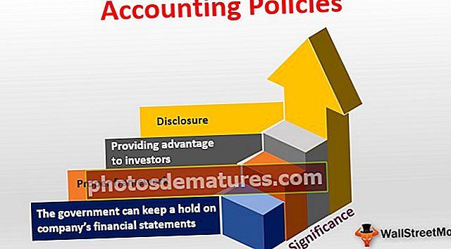 Polítiques comptables