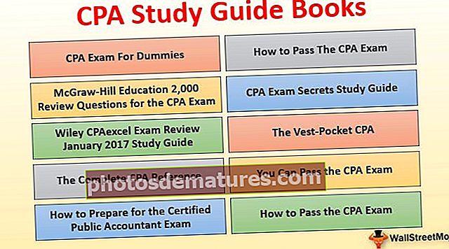 Најбоље књиге за ЦПА студијске водиче