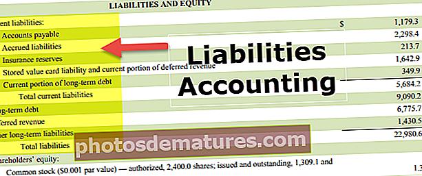 Passius en comptabilitat