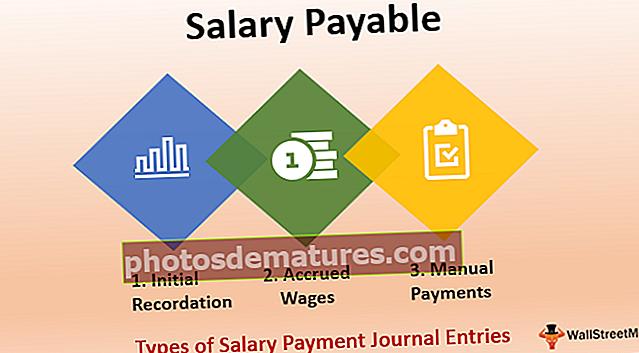 Salari a pagar