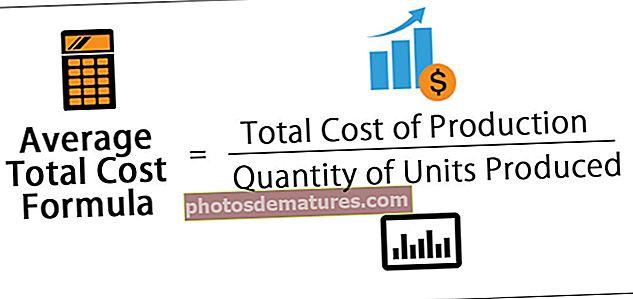 Fórmula del cost total mitjà