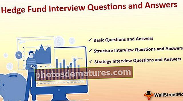 Топ 20 питања и одговори за интервју са Хедге Фунд-ом