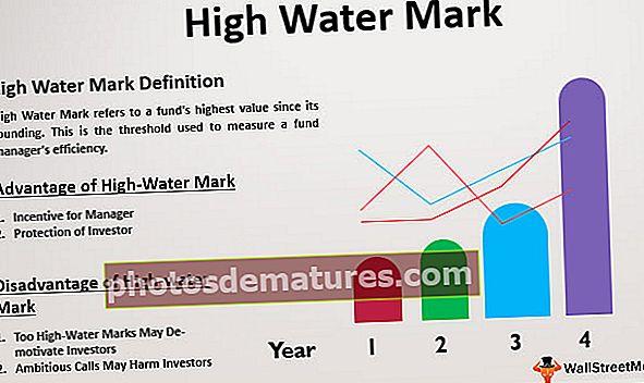 Marca d'aigua alta