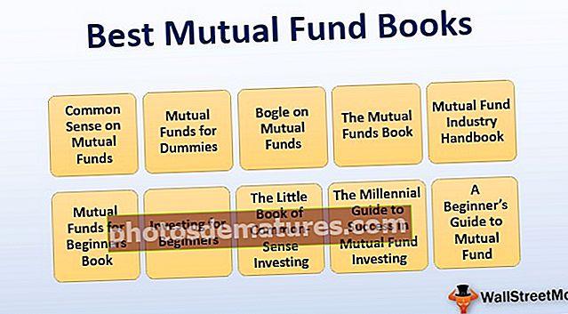 10 најбољих књига узајамног фонда