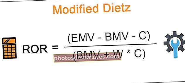 Dietz modificat