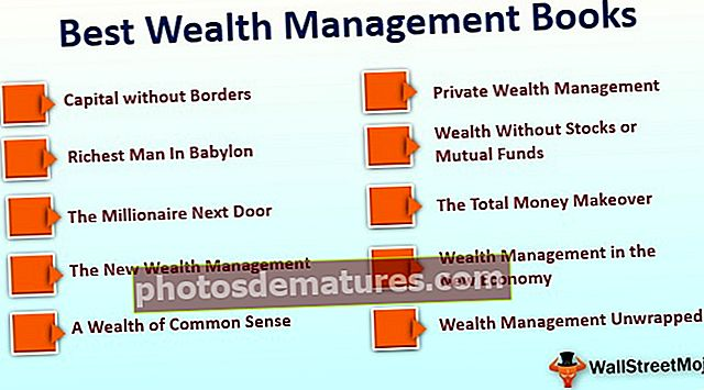 Top 10 dels millors llibres de gestió de riquesa