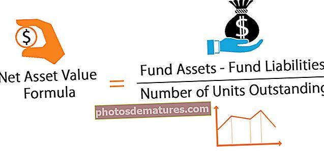 Формула вредности нето имовине