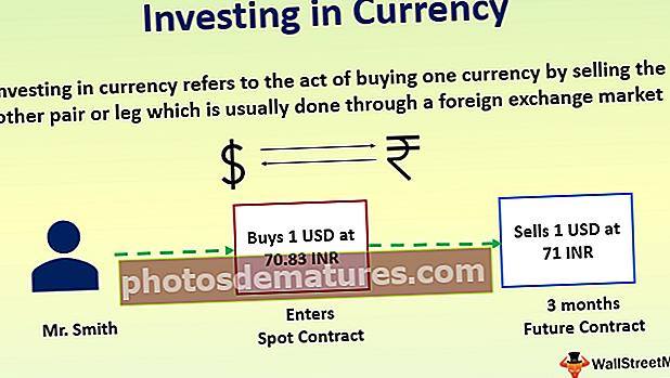 Invertir en moneda
