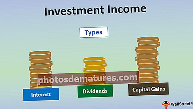 Приходи од инвестиција