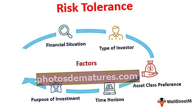 Толеранција ризика