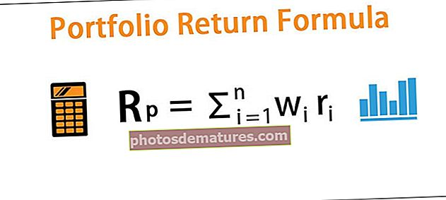 Формула за повраћај портфеља