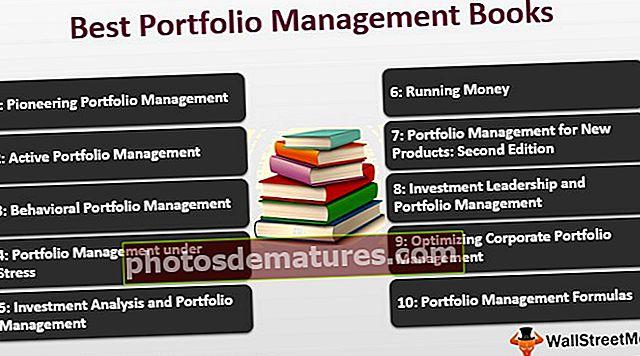 Top 10 dels millors llibres de gestió de carteres