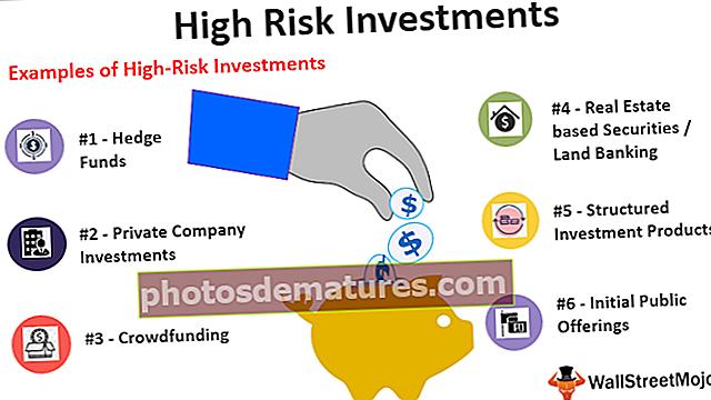 Улагања високог ризика