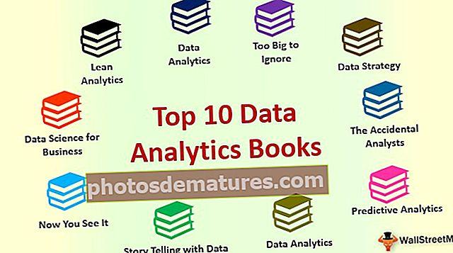 Књиге аналитике података