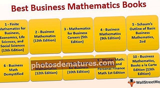 Књиге о пословној математици