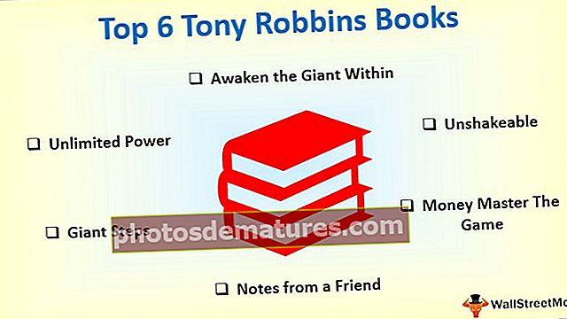 6 најбољих књига Тонија Роббинса које морате прочитати!
