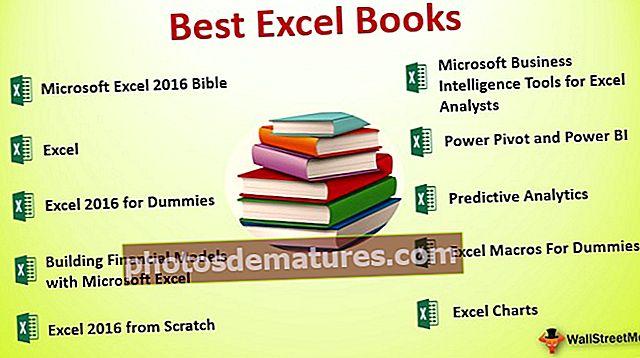 Најбоље Екцел књиге