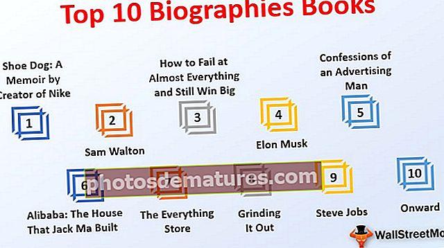 Најбоље књиге о биографијама