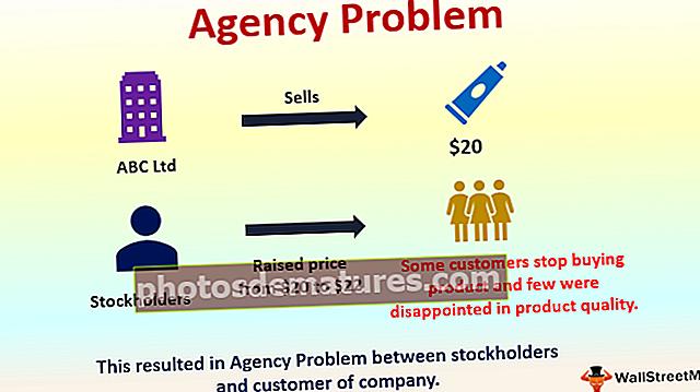 Problema d'agència