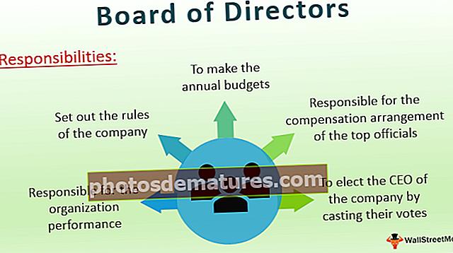 Consell d'Administració (BOD)
