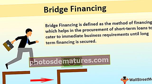 Finançament Bridge
