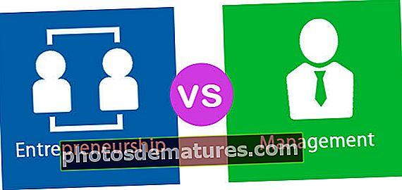 Diferències entre emprenedoria i gestió