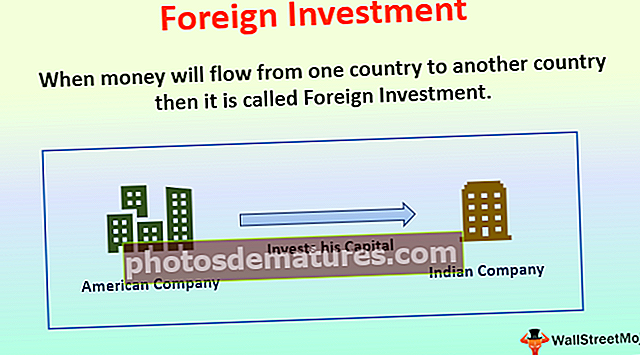 Inversió estrangera