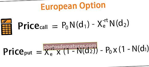 Европска опција