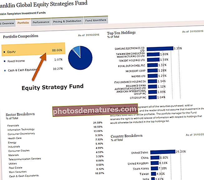 Стратегије капитала