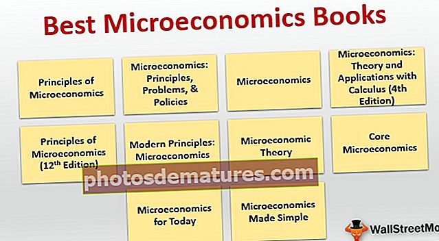 Top 10 dels millors llibres de microeconomia