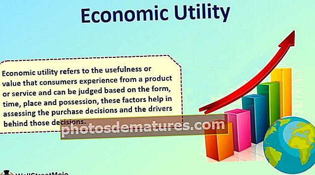 Utilitat econòmica