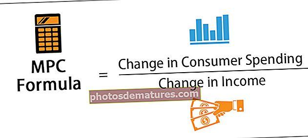 Fórmula de la propensió marginal al consum (MPC)