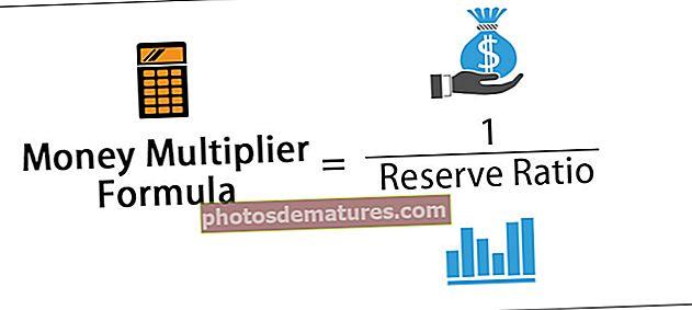 Fórmula de multiplicador de diners