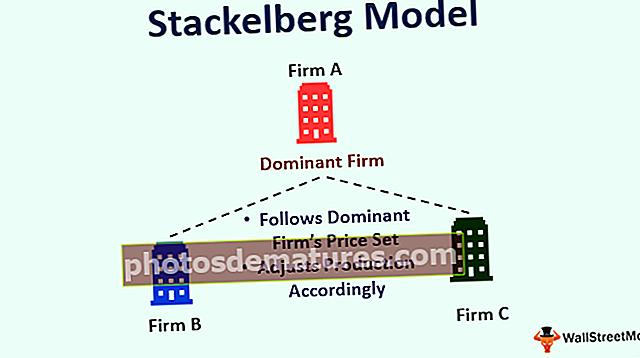 Model de Stackelberg
