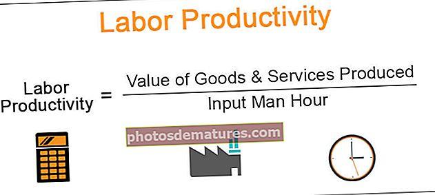 Productivitat Laboral