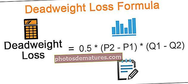 Fórmula de pèrdua de pes mort