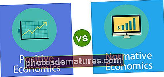 Economia positiva vs normativa