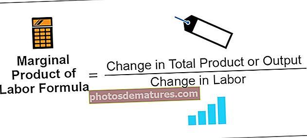 Producte marginal de la fórmula laboral
