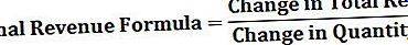 Fórmula d'ingressos marginals