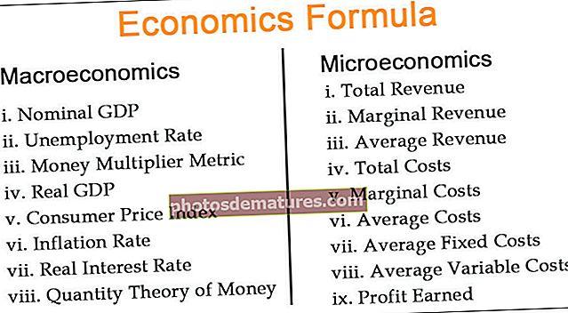 Fórmula econòmica
