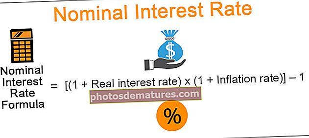Tipus d'interès nominal